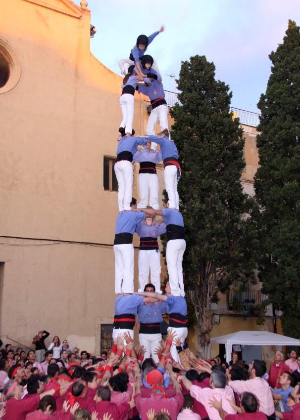 Diada dels Xiquets de Tarragona 16-10-10 - 20101016_190_3d7_MdS_Tarragona_Diada_dels_Xiquets.jpg