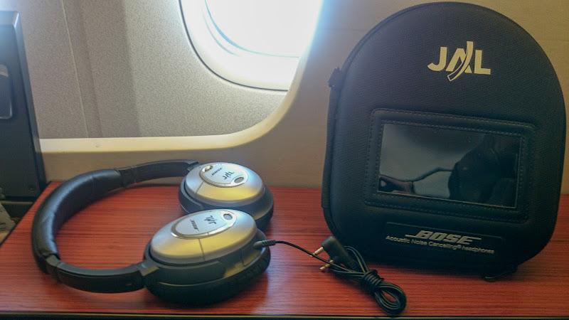 JL%252520LAX NRT 87 - REVIEW - JAL : First Class- Los Angeles to Tokyo Narita (B77W)