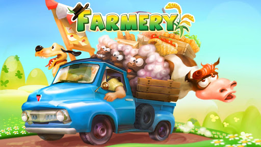 Farmery - Game nông trại - screenshot