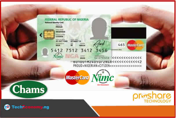 NIMC MasterCard, Singapore and Nigerian government, achievement of buhari government, SD news blog, shugasdiary news blog, international news, breaking news