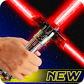 Jedi Lightsaber * Laser Fight