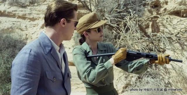 【電影】同盟鶼鰈 Allied ~ 納粹無孔不入?! 睡敵人燃愛火的概念? 電影