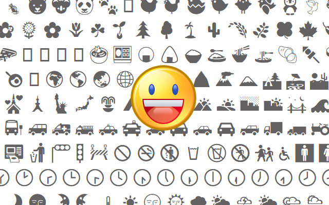 emoji copy and paste symbols