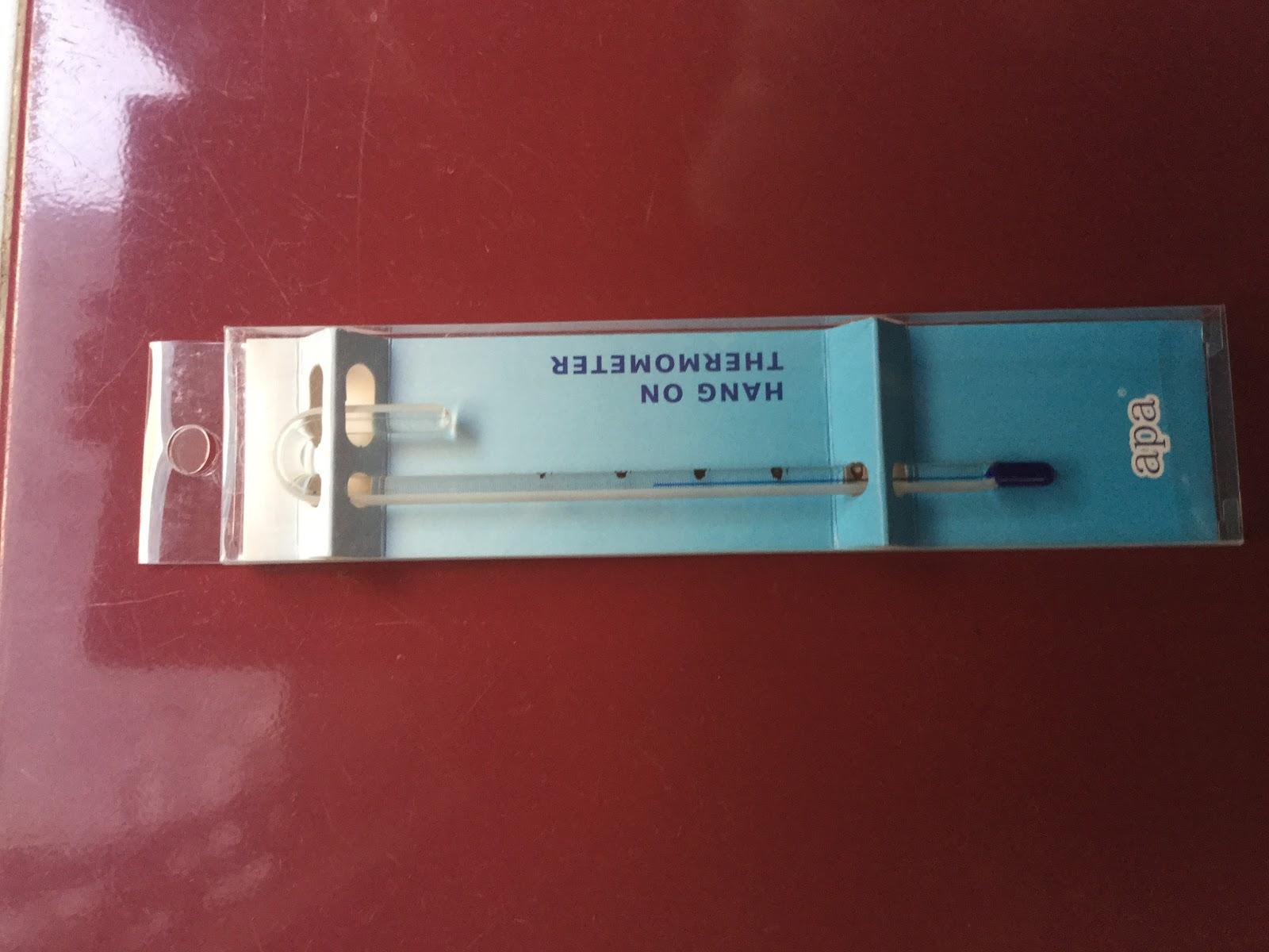 Các loại nhiệt kế cho hồ thủy sinh