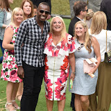 OIC - ENTSIMAGES.COM - Ben Ofoedu and Vanessa Feltz at the UK premiere of THE BFG  in London  17th July 2016 Photo Mobis Photos/OIC 0203 174 1069