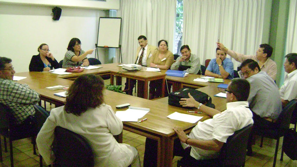 Grupo de Trabajo con Magistrados 2
