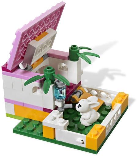 レゴ フレンズ バニーガーデン 3938