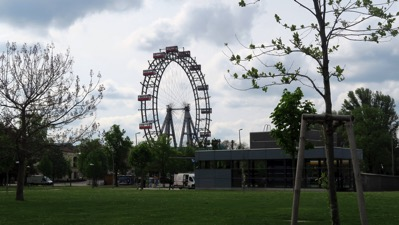Big Wheel from afar