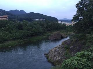 渡良瀬川の良い景色