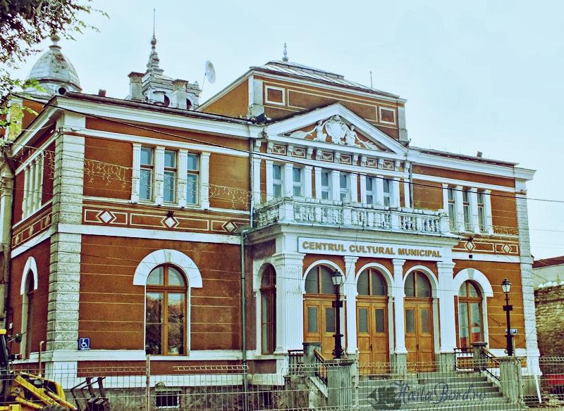casa de cultura bistrita