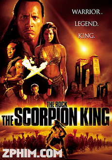 Vua Bò Cạp - The Scorpion King (2002) Poster