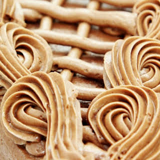 Creamy Brown Sugar Frosting.
