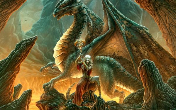 Of Young Warlock, Sorceress 1