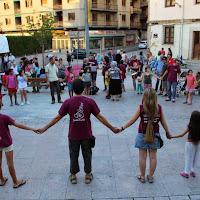 Festa infantil i taller balls tradicionals a Sant Llorenç  20-09-14 - IMG_4421.jpg