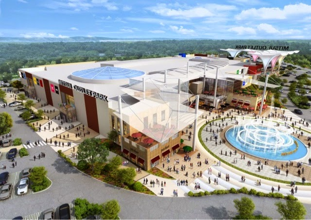 Mitsui Outlet Park Largest Outlet Mall In Southeast Asia To Open In Sepang End of May