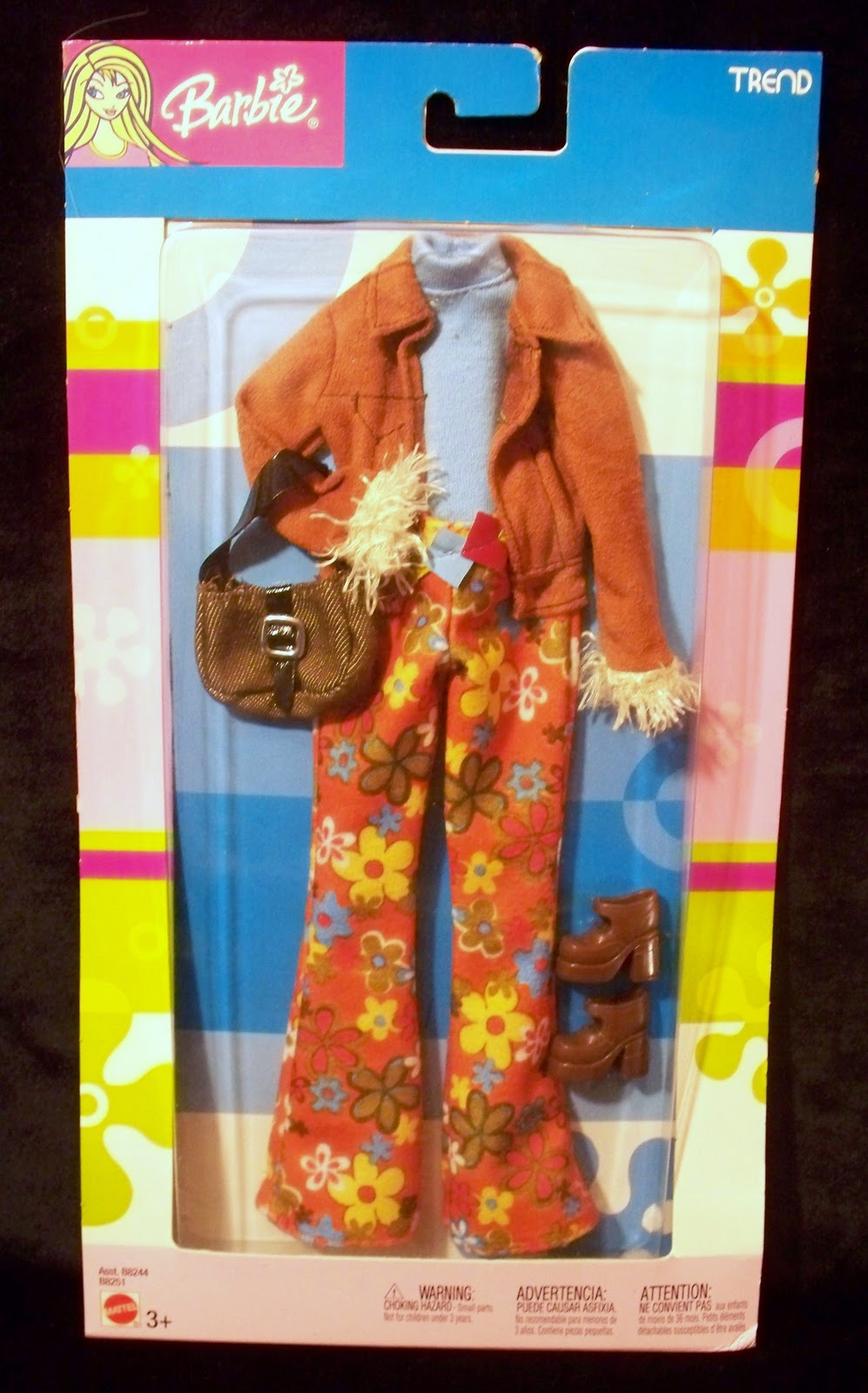 Black Doll Collecting 39 02 And 39 03 Retro Barbie Fashions