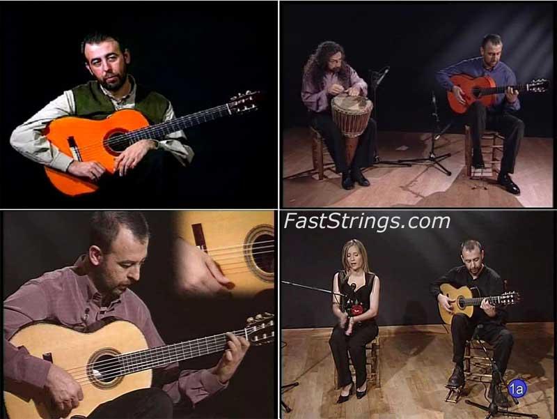 Oscar Herrero - Guitarra Flamenca Paso a Paso (vol. 1 - 9)
