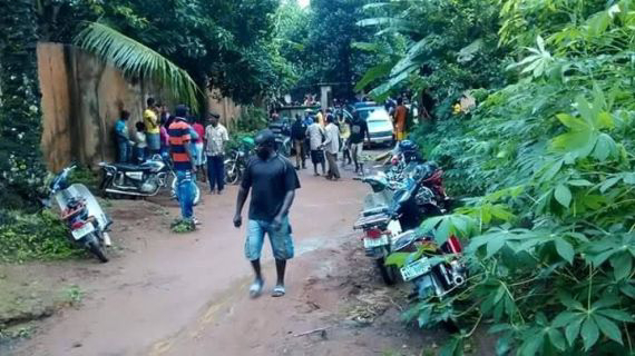 Photos Of 6 Children Of Same Parents Poisoned To Death