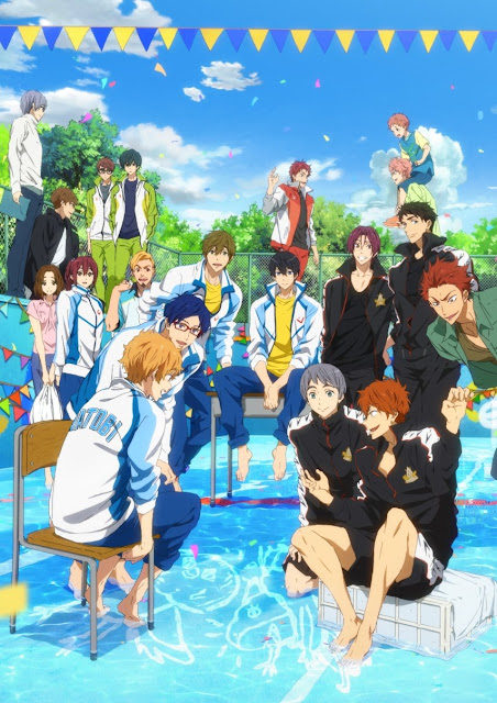 Free! -Take Your Marks-