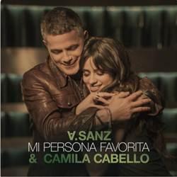 Capa Mi Persona Favorita – Alejandro Sanz e Camila Cabello Mp3 Grátis