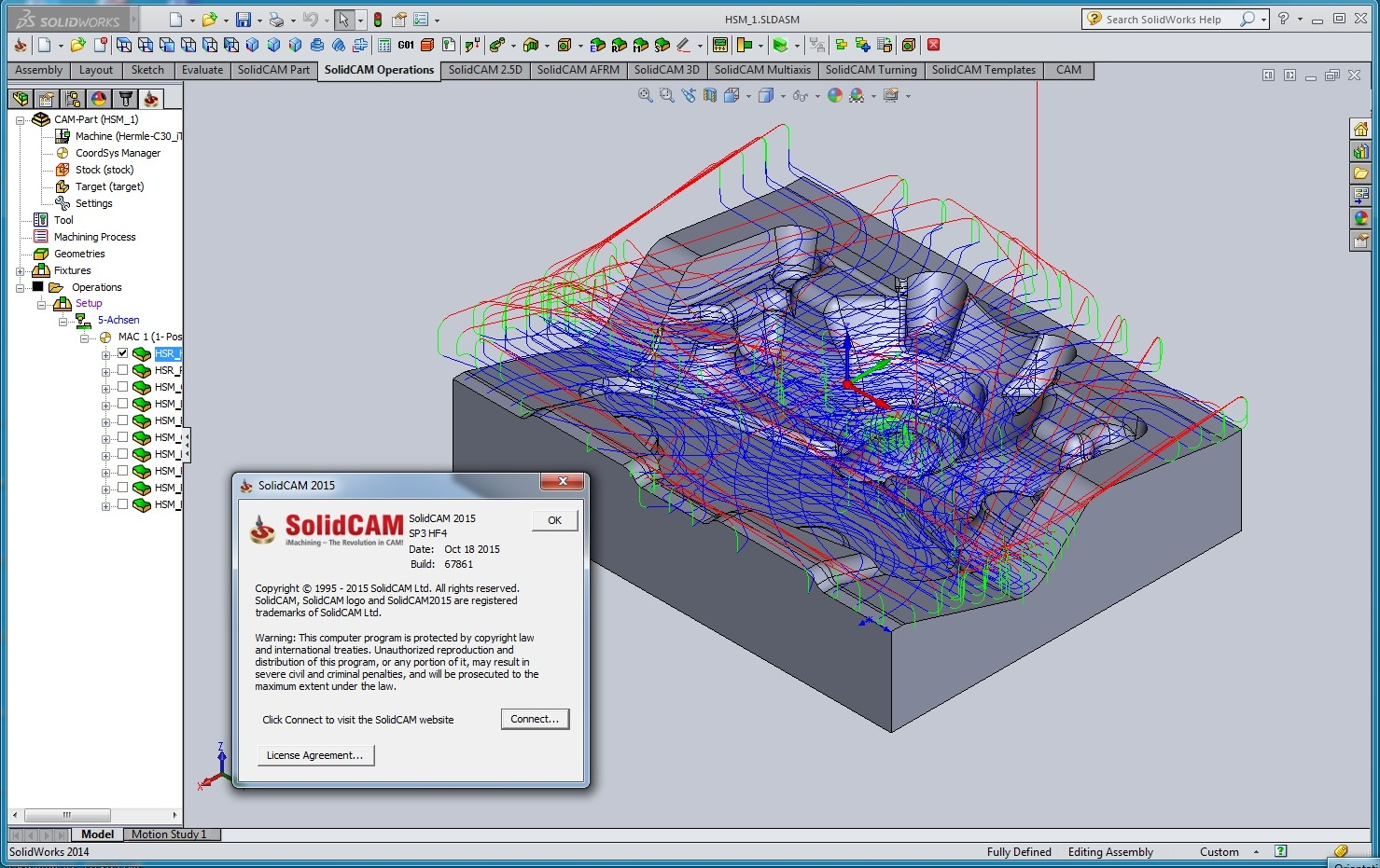 Download solidcam 2018 for solidworks 2012-2019.
