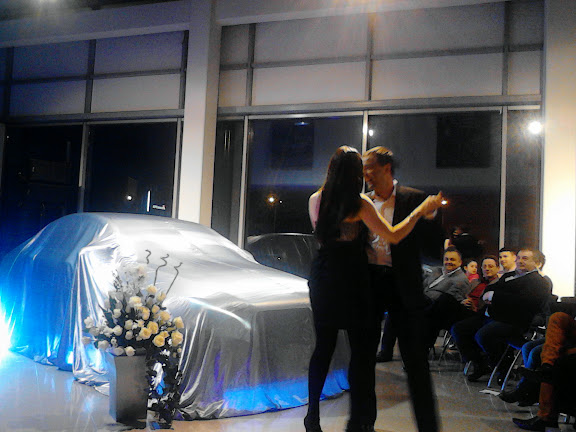 Lansare Mercedes GLA şi noul C Class la ATP Exodus Oradea #1