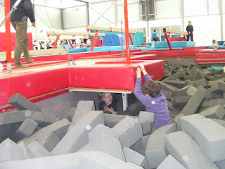 portsmouth gymnastics centre