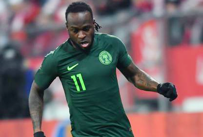 Victor Moses may return to the Super Eagles
