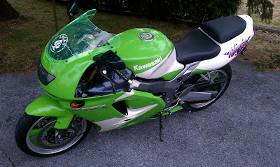 New zx9r owner, HELP!!! - ZX Forums