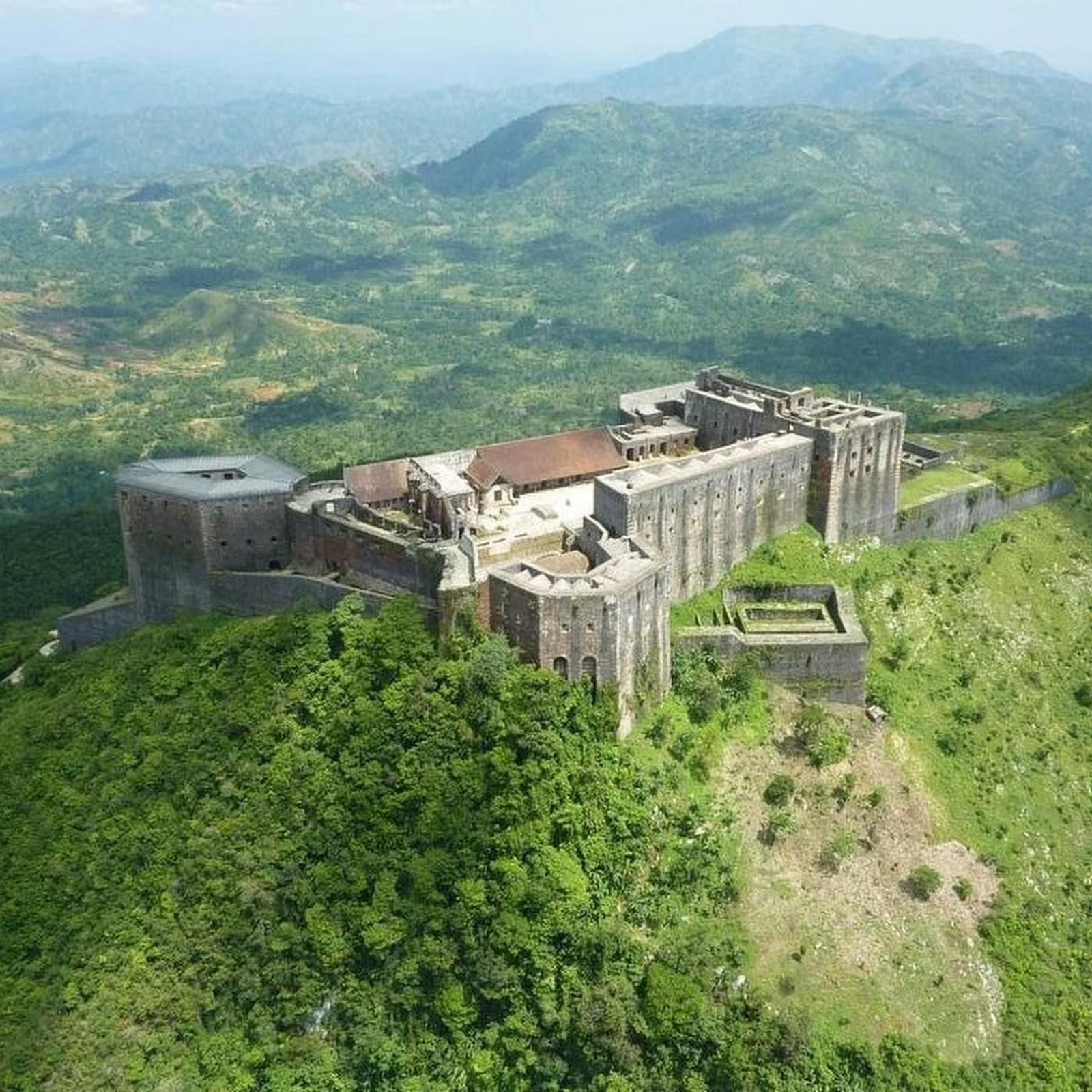 Citadelle Laferrière of Haiti