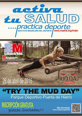 Entrena para la carrera de obstáculos 'The Mud Day' de Toledo