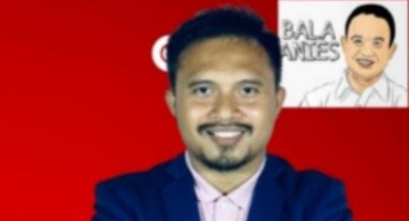 Tanggapi Giring, Ketua Relawan Bala Anies: Itukan Giringan Pemula dan Lucu