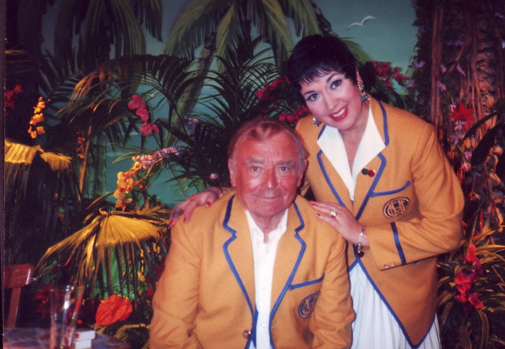 Kenneth Connor and Ruth Madoc