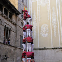 19è Aniversari Castellers de Lleida. Paeria . 5-04-14 - IMG_9409.JPG