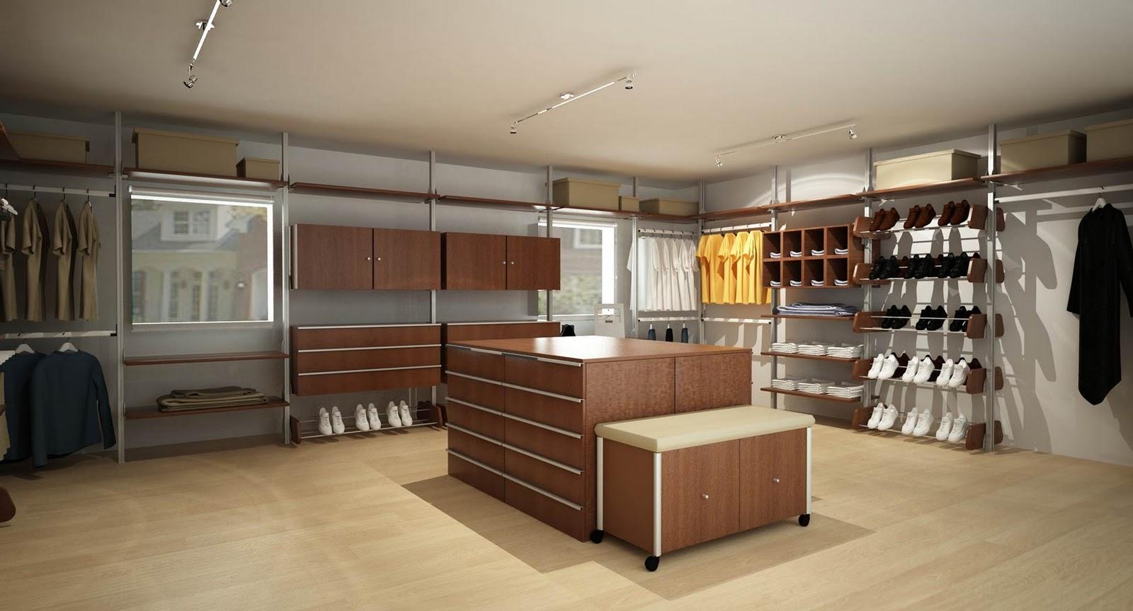 Orbis home closets modulares closets y vestidores for Closet grandes y baratos