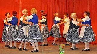 Hetes Nyugdíjas Klub - Csárdás tánc video