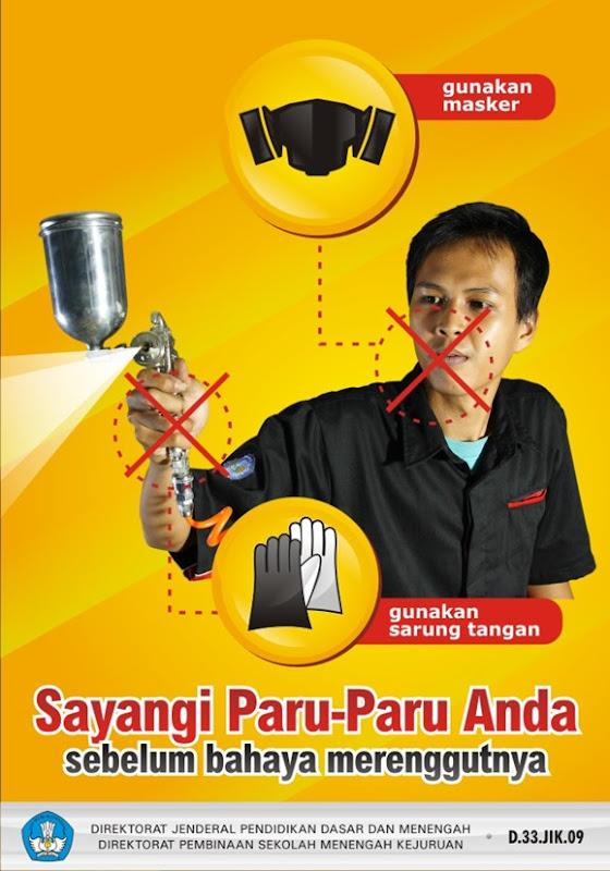 58 Contoh Poster Tentang Kesehatan Dan Keselamatan Kerja K3 Hedi Sasrawan