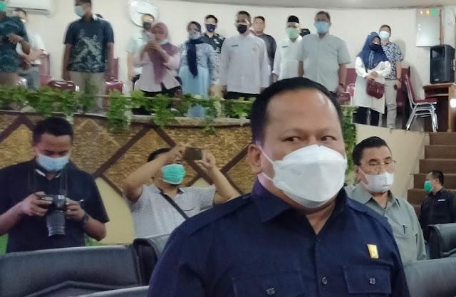 Rapat Paripurna DPRD Kota Padang, Ini Tiga Tiga Ranperda yang Disampaikan Pemko