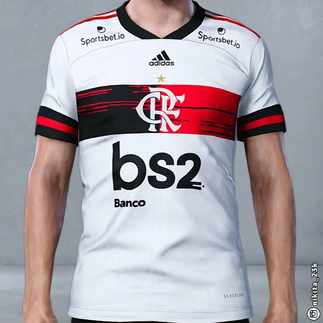 Bocoran Jersey Flamengo Away 2020-2021