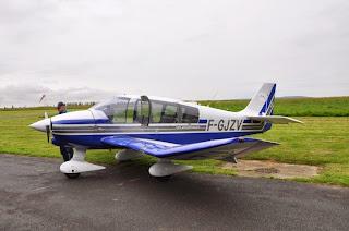 DR400-160 F-GJZV