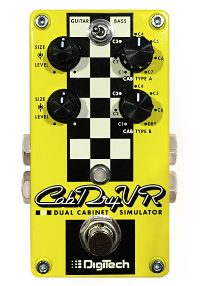 Digitech cabdryvr top 560