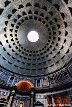 Photo: Pantheon oculus 2