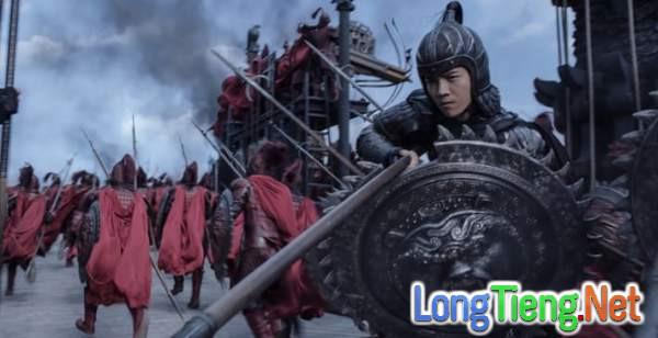 Những lý do không thể bó qua của siêu phẩm hành động The Great Wall - Ảnh 7.