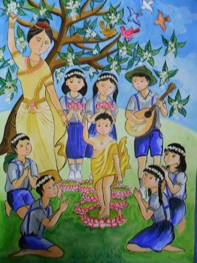 Kính Mừng Phật Đản PL.2559