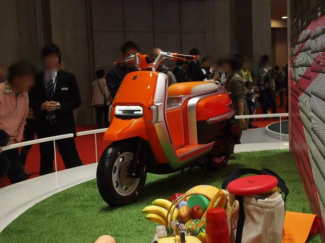★東京モーターショー スズキ、Polarisブースギャラリー