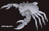 Armour Crab Tank_Jim Fong