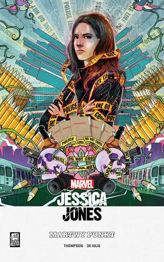 Jessica Jones: Martwy punkt okładka albumu