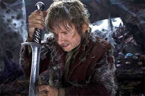 El Hobbit: Un viaje inesperado,  escena