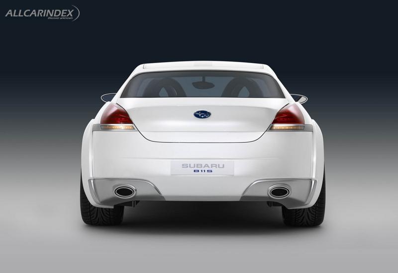 Subaru - B11S