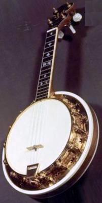 George Kempton Banjolele